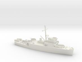 1/285 Scale USN WW2 PCE in White Natural Versatile Plastic