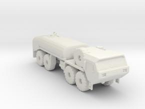 M978 Fuel Hemtt 1:220 scale in White Natural Versatile Plastic