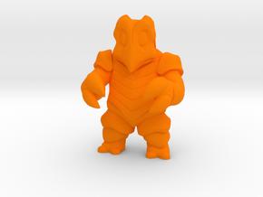 Kairmour  in Orange Processed Versatile Plastic