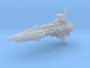 Desolation Battleship in Frosted Ultra Detail