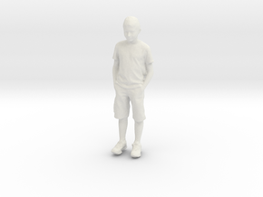 Printle C Kid 202 - 1/22.5 - wob in White Natural Versatile Plastic