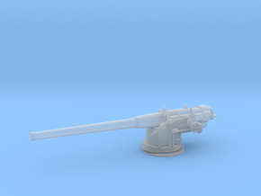 1/100 Russian 152mm /45 Naval Gun in Smooth Fine Detail Plastic