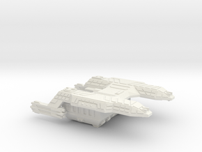 3125 Scale Lyran Cougar Battle Tug CVN in White Natural Versatile Plastic