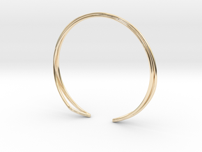 A-LINE Enmotion, Bracelet  in 14K Yellow Gold: Medium