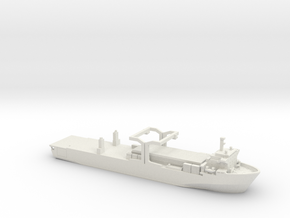 1/1200 MV Contender Bezant Falklands in White Natural Versatile Plastic