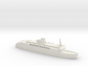 1/1250 MV St George or Patra Express in White Natural Versatile Plastic