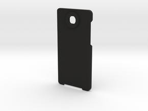 OnePlus 3T APEXEL Lens Case  in Black Natural Versatile Plastic