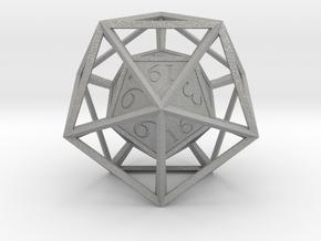 hyperdie (D20) in Aluminum