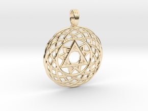 SPHERICORE in 14K Yellow Gold