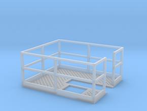 1/64 1500/3500 Leg Head Platform in Smooth Fine Detail Plastic