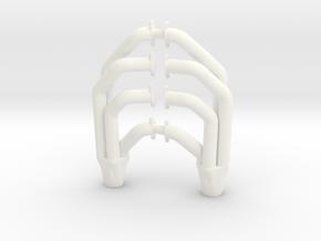 Boss429-600 1/12 header pr in White Processed Versatile Plastic