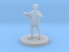 Apprentice Wizard in Frosted Ultra Detail
