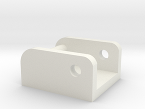 quick coupler plate in White Natural Versatile Plastic