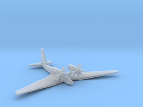 1/700 Schnellbomber II in Smooth Fine Detail Plastic