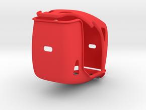 1/10 RC Racing Seats X 2 in Red Processed Versatile Plastic