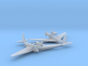 (1:700) (x2) Schnellbomber II in Smooth Fine Detail Plastic