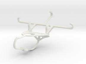 Controller mount for Nimbus & Apple iPhone 5s - Fr in White Natural Versatile Plastic
