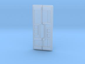 "4.5"" Kylo Ren Buckle in Smooth Fine Detail Plastic"
