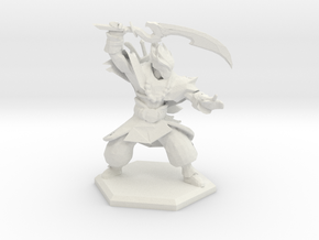Kensai in White Natural Versatile Plastic