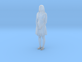 Printle C Femme 126 - 1/48 - wob in Smooth Fine Detail Plastic