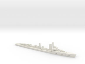 Jaguar (Type 24/Raubtier class) 1/1800 in White Natural Versatile Plastic