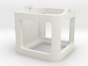 Soporte Gimbal Tarod 2 para Gopro Session in White Natural Versatile Plastic
