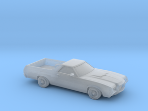 1/64 1972 Ford Ranchero in Smooth Fine Detail Plastic