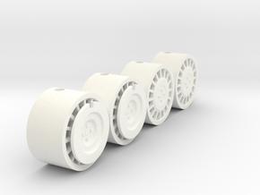 llantas ventolines y sin para shimizu 19 (4)  in White Processed Versatile Plastic