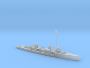1/700 Scale USS Raven AM-55 in Smooth Fine Detail Plastic
