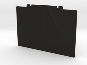 Arri MMB-2 Mattebox Flag in Black Natural Versatile Plastic