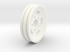 RCEveryday Gasser Front Rim in White Processed Versatile Plastic