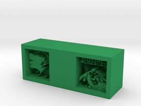 nosevalleytop in Green Processed Versatile Plastic