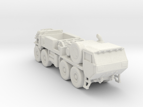 M984 Hemtt Wrecker 285 scale in White Natural Versatile Plastic