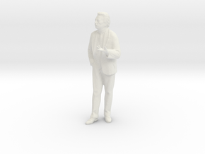 Printle V Homme 1292 - 1/24 - wob in White Natural Versatile Plastic