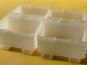 Stahlbox 1:45 4x in Smooth Fine Detail Plastic