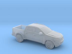 1/160  2015 Ford Ranger in Smooth Fine Detail Plastic