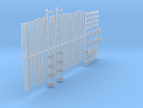 S-Scale Proto & AF B&O O-48 Ed K Project pjv1-0a in Smoothest Fine Detail Plastic
