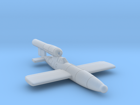 (1:285) Fieseler Fi 103R (Reichenberg) in Smooth Fine Detail Plastic