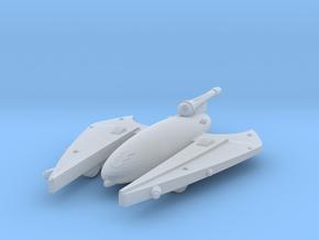 3788 Scale Drex Battledestroyer MGL in Smooth Fine Detail Plastic