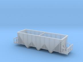 H9 Aggregate Hopper CSX N (1/160) in Smooth Fine Detail Plastic