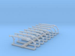 LB/Dssc/4o/Bl/eck in Smoothest Fine Detail Plastic