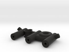 SMIT CLYDE - Towing Bit Front in Black Strong & Flexible