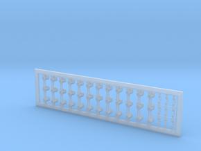 36 Stück Berieselungsköpfe 1:40 Typ C und E in Smooth Fine Detail Plastic