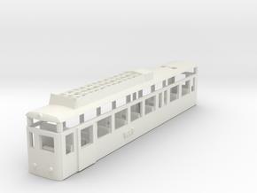 wengernalpbahn Swiss HOe WAB BDeh 4/4 in White Natural Versatile Plastic