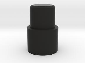 MPP2.0 - Part 8/10 - AuxButton in Black Natural Versatile Plastic