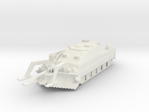 Trojan AVRE 1/160 in White Natural Versatile Plastic