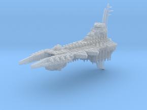Despoilment Battleship in Smooth Fine Detail Plastic