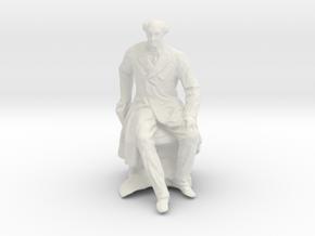 Printle V Homme 1388 - 1/24 - wob in White Natural Versatile Plastic