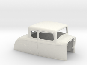 32 Ford 5 Window-20180212 in White Natural Versatile Plastic