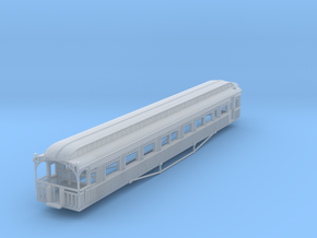 """HYCB - Victorian Railways """"YARRA"""" Parlor Carriage in Smooth Fine Detail Plastic"""